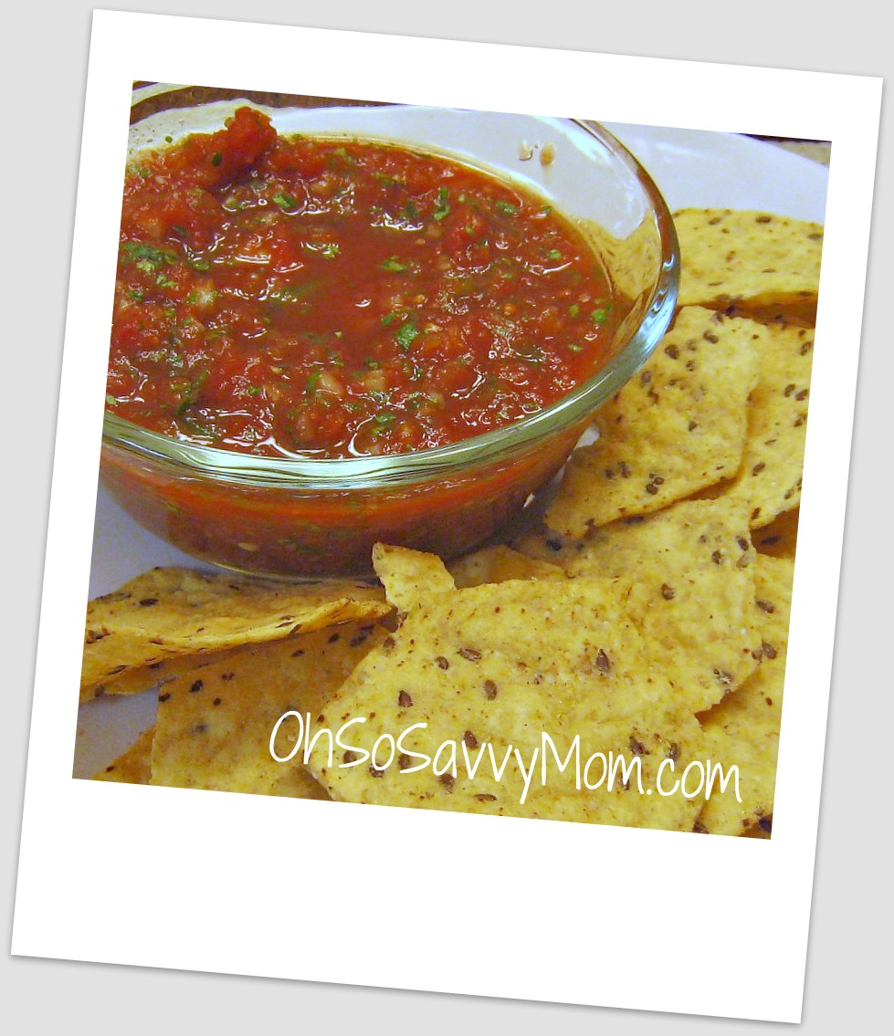 http://ohsosavvymom.com/2011/12/my-absolute-favorite-salsa-recipe/