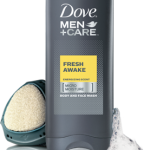 Share how the man in your life got comfortable in his own skin. Dove Men + Care Review and GivAway!