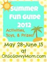 Summer fun guide button
