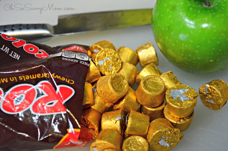 Rolos and Apples