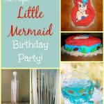 Your Little Princess will love these Little Mermaid Birthday Party Ideas!