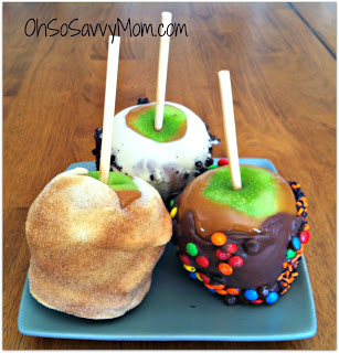 caramel apple recipe, apple pie caramel apples