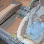 We love our InGenuity Washable Playard with Dream Centre