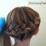 Wrap Around French Braid – Hair Tutorial