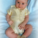 Wordless Wednesday: Baby's Blessing Day