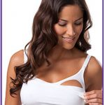 Loving Moments Cotton Bralette Nursing Bra