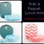 Pret a Paquet lunch kits