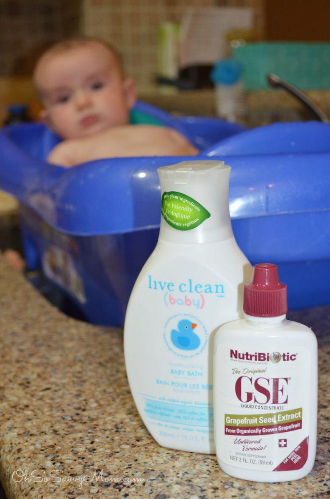 Effective, Non-toxic Cradle Cap Remedy