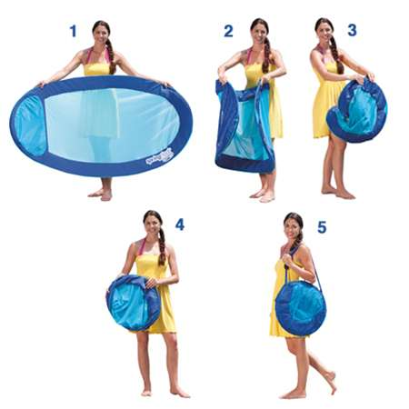 Swimways Spring Float fold