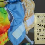 How to wash cloth diapers in an HE top loader washing machine #MaytagMoms