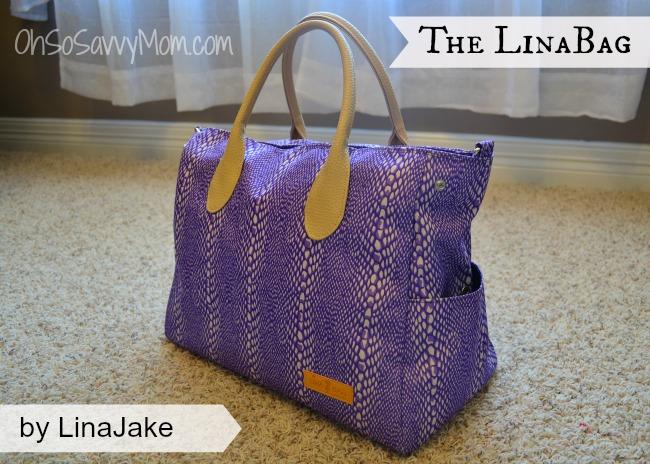 The LinaBag diaper bag