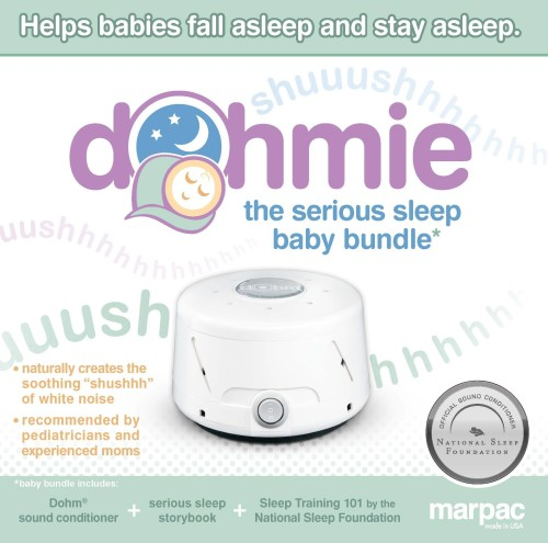 Dohm sound machine for babies