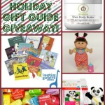 Ginormous Holiday Gift Guide Giveaway