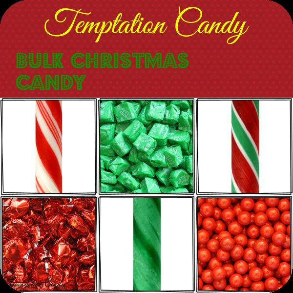 bulk Christmas candy