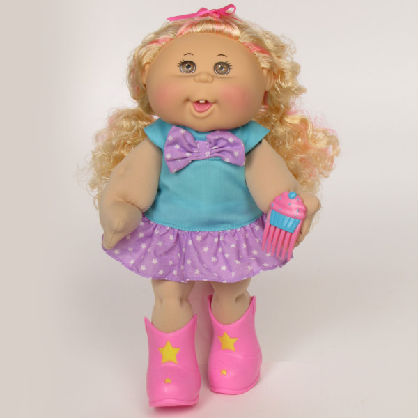 30th celebration cabbage patch kids doll