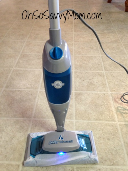 Swiffer Steamboost mop