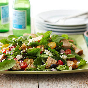 Fiesta Chefs Salad - Healthy Eating Options