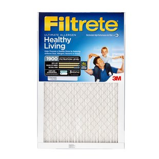Filtrete healthy living allergen, air filter for allergies