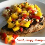 Sweet, Tangy Mango Salsa Recipe