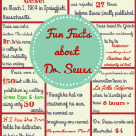 Fun Facts about Dr. Seuss - Dr. Seuss Free Printable