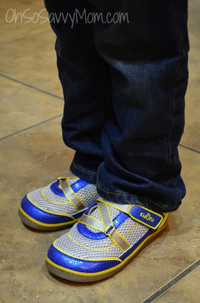 KidoFit barefoot shoes for kids