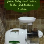 Easy, Nutritious, Delicious Juicing with the Omega 8004 Juicer – Review
