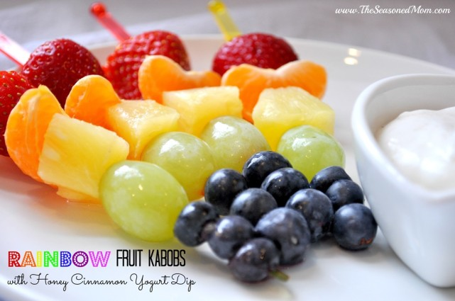 Rainbow-Fruit-Kabobs-fun Kids food