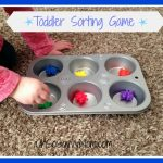tin sorting game
