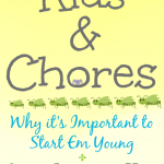 Chores for toddlers and kids, chore ideas for kids and toddlers