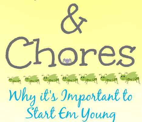 Chores for Toddlers? Why it is Good to Start Young – Plus, Chore Ideas for Kids and Toddlers