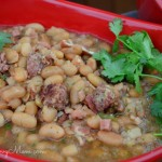 Traditional Mexican Recipe, Frijoles Charros