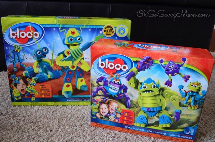 Bloco Toys - Foam Character building blocks, Creativity Toys