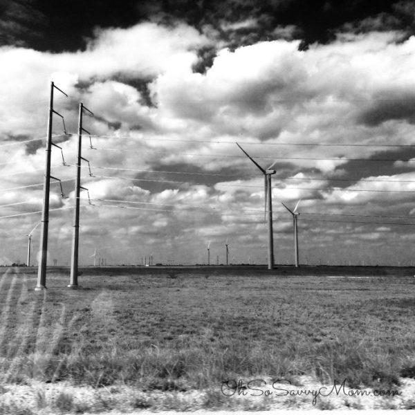 wind power, wind farm, wind turbines