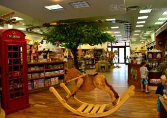 Inside Blickenstaffs toy store