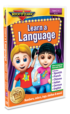 Rock N Learn Learn a Language review