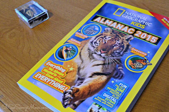 2015 National Geographic Kids Almanac