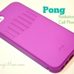 Pong Radiation Reducing Cell Phone Case