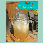 Good for For Your Health, Spicy Lemonade #Recipe