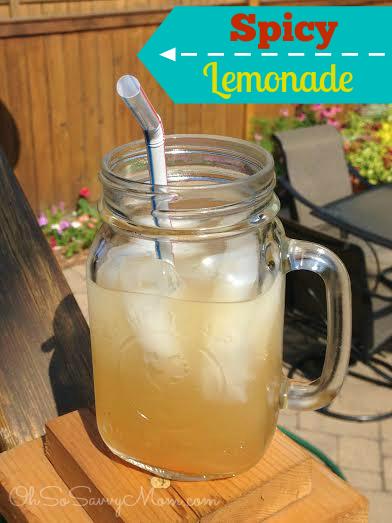 Spicy Lemonade Recipe