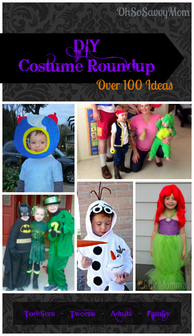 DIY Halloween Costumes