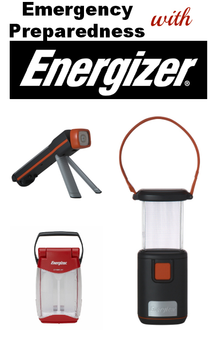 Emergency Preparedness with Energizer