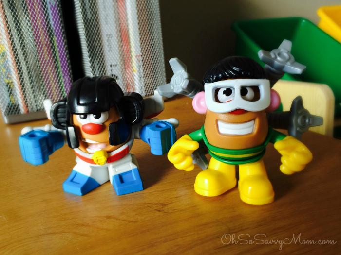 Hasbro Mr. Potato Head Mixable, Mashable Heroes