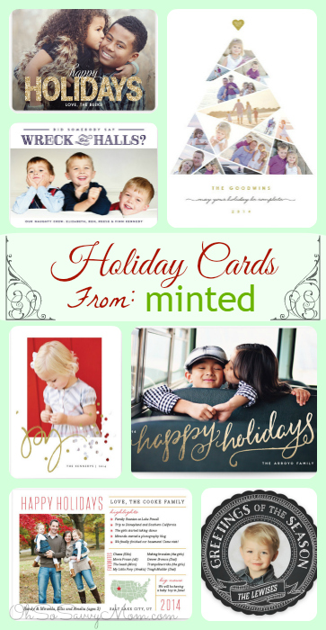 Christmas Card Designs from Minted
