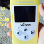 Levana video baby monitor