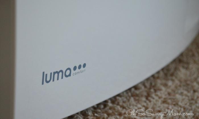 Luma Comfort AP400W air purifier