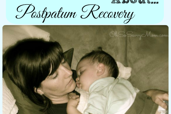5 Things No One Tells You About Postpartum Recovery