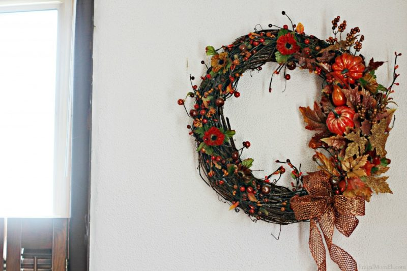 Beautiful Diy Fall Wreath Ideas For Your Front Door Oh