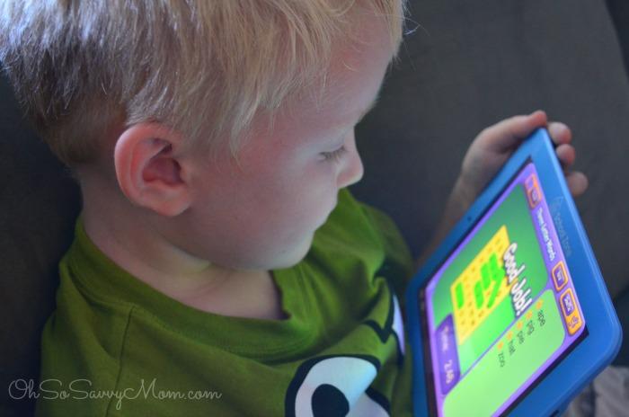 Little Scholar Tablet by School Zone