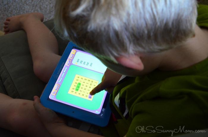 Little Scholar Tablet for kids ages 3-7