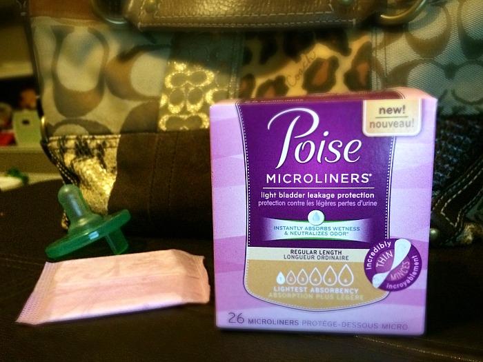 Poise Microliners for Light Bladder Leakage